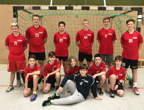 Männliche C startet in der Meisterrunde