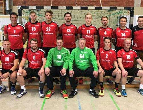 Herren 2: Nachtrag der Spiele gegen TG Lage und TSV Hillentrup