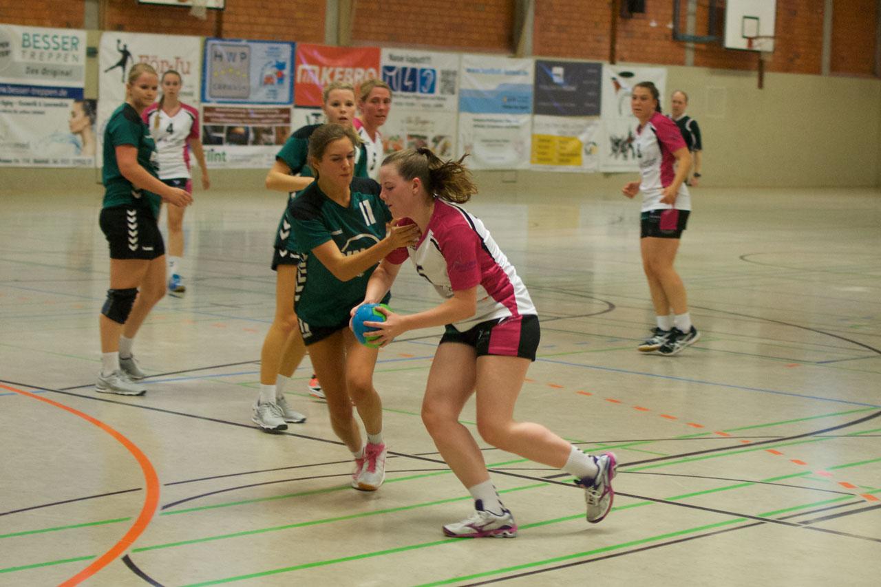 handball minden