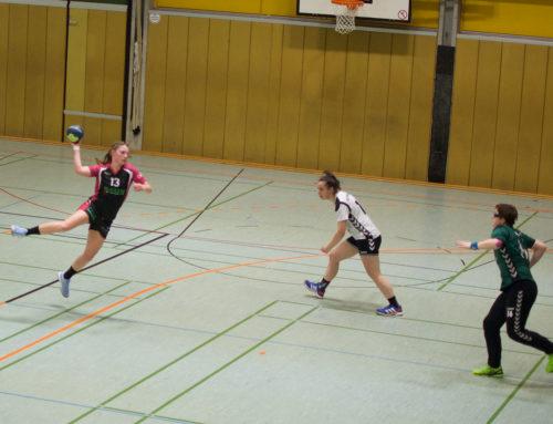 Damen 1 unterliegen in Borgholzhausen