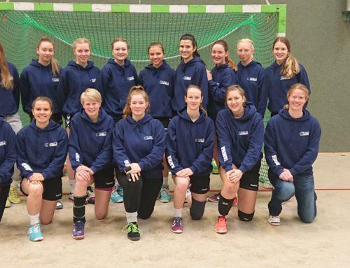 A-Mädels im Kreispokalfinale