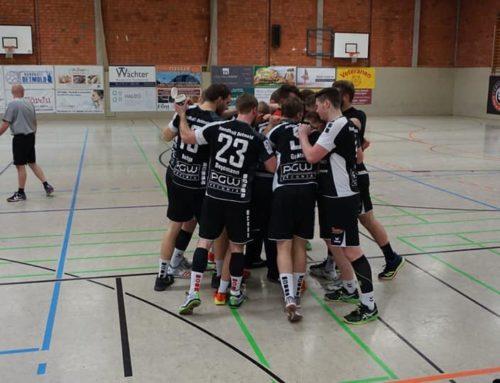 Herren 1 mit Heimsieg gegen TSV Bösungfeld