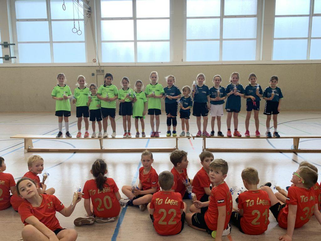 Handball detmold