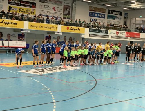 Weibliche Minis bei den Bundesliga-Damen