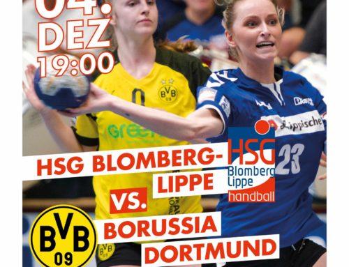 Bundesligaspiel in Detmold!!!