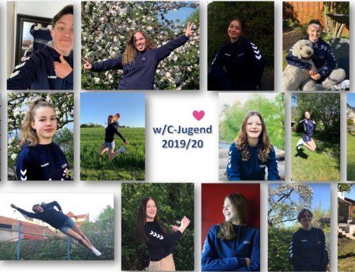 Saisonende der weiblichen C-Jugend